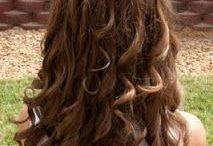 penteado comunhões