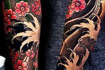 Ιαπωνικά τατουάζ