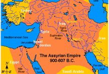Ancient Empires and kingdom - Bible maps