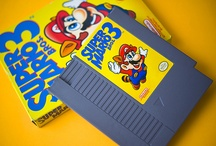Nostalgia Fix {oldschool geek stuff} / Things I loved from my childhood. Takes me to a happy place. :) / by Jeanelle