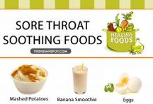 Sore Throat Smooth Foods