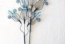 Wired thing / De arame, de fio, torcido ou tecido