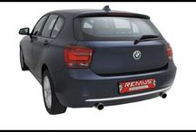BMW Car Exhaust / Sports Performance Exhaust for BMW