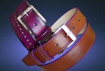 CINTURONES - BELTS / Cinturones fabricados por clientes