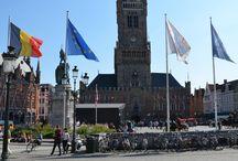 Podróże po Belgii - Brugia