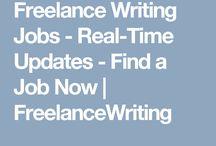 Freelance job listing boards