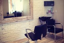 My home salon