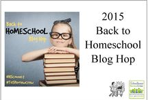 5 Days of Back to Homeschool Blog Hop / 10 to 14 August 2015 5 Days of Back to Homeschool Blog Hop brought to you by the Schoolhouse Review Crew and Homeschool Blogging Connection