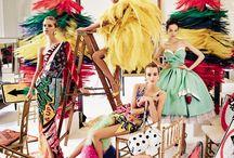 Fashion Campaigns - MOSCHINO