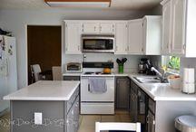 Update my kitchen / by Krysten Robbins