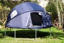 Accessoires pour Trampoline / Des accessoires pour plus de sécurité et toujours plus de fun sur votre trampoline.