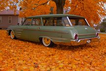 LOVELY VINTAGE STATION WAGON