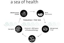 The World of Healthy Pleasures / Infographics about what can you find in the World of Healthy Pleasures, LifeClass Portorož.