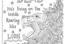 Christian Adult Coloring Pages / christian adult colouring pages