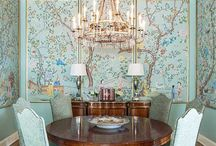 French Renaissance Dining Room