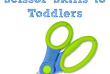 Kid's Learning / Scissors, Pencils, Coloring, Counting, Numbers, Colors, etc. / by Melinda Loftin