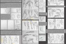 How to draw / by Kristen Marcum