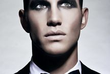 male makeup
