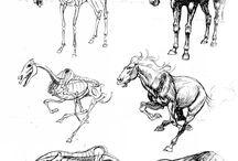 Horses / Лошади