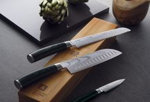 Profesjonalne noże z perfekcyjnym cięciem / Noże, które doskonale tną.