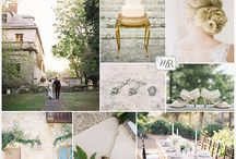 Inspiration Boards From Aisle Society / Inspiration Boards and Wedding Palettes to inspire!