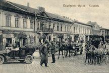Pre-war Oświęcim