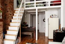NYC Apartment / by Hayley Caslin