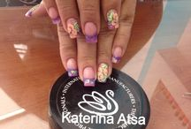 Katerina's Atsa Nails / My Nailwork <3