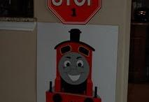 Train Party Ideas