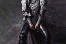 Fashion Medieval - Inspirações / by Fernanda Almeida