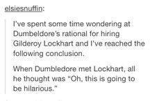 Muggle sense of humor