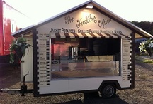*FOOD MOBILE TRAILER* / Catering Trailer // Food Mobile Trailer // Food Truck