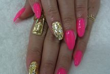 barbie nails