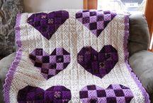 coperte blanket crochet