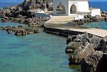 Greek chapels