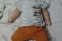 jabbar's mommy / My baby boy