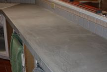Countertop Ideas / by Rhonda Dracoulis
