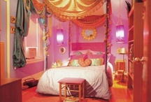 Girl's Rooms / Ideas for my daughter's room / by Beth DeCarlo