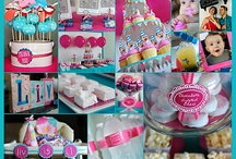 Parties for Princess / Mostly for baby's baptism and birthday parties / by Stacie
