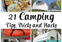 Best Camping Tips, Locations & Recipes / Find out places to go, free camping sites, tips, hacks and more for tent and RV camping