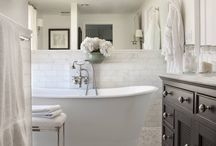 Bathrooms / by Rosemary Merrill