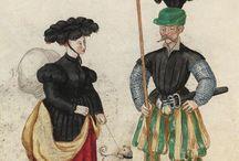 Códice De Trajes, 1547