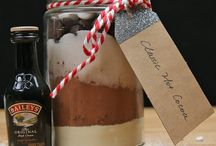 Christmas Foodie Gifts / Gifts to make for the foodie in your life