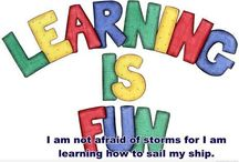 Calm learning our way / Home schooling