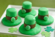 St. Patricks Day Crafts and Yummies!