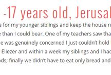 Testimonials / Learn how Milka's Fund and Yad Eliezer have helped struggling individuals across #Israel