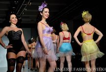Lingerie Fashion Week Spring/Summer 2015 / Check out our Lingerie Fashion Week Spring/Summer 2015 runway show in NYC / by Secrets In Lace