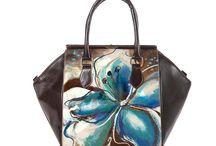 borse dipinte