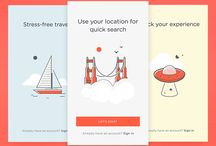 Onboarding inspiration
