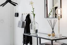 Entryways / When you wanna walk in to beautiful home, you need focus how your entryway looks and how it works.